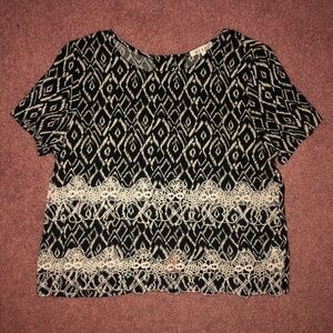 Francesca's Collections Tops - Blouse